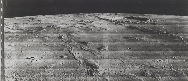 , 'Lunar Orbiter,' 1965-1967, Jason Jacques Gallery