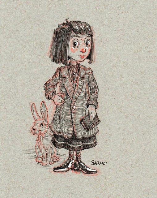 , 'Alice Sketch,' , Helikon Gallery & Studios