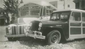 , 'Choque de Camion y Camionetta,' 1950, Albert Merola Gallery