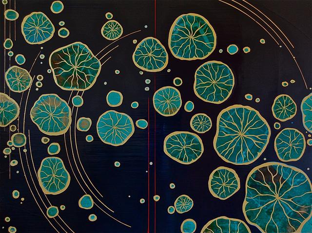 Alexander Eulert, 'Midnight Lotus', 2015, Artspace Warehouse