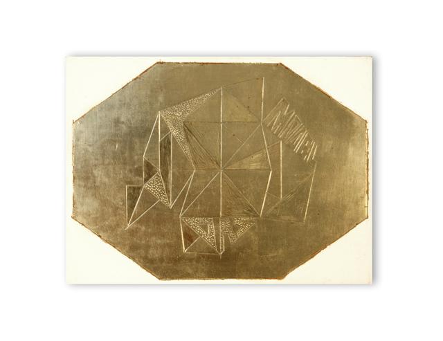 , 'Oro 1 (Das Model),' 2012, Nora Fisch