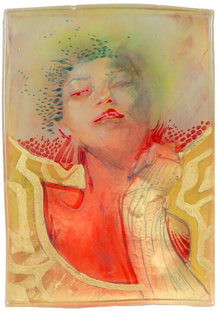, 'Goddess,' 2017, Rehs Contemporary Galleries