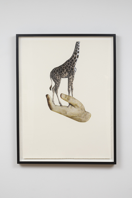 Jakob Kolding, 'The Giraffe Who Suddenly Discovered That Everything is Relative', 2015, Team Gallery