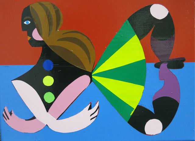 , 'untitled V,' 2015, Galerie Kleindienst