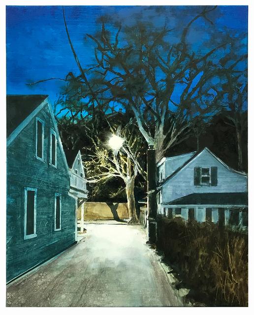 , 'Point Street 1,' 2019, Albert Merola Gallery