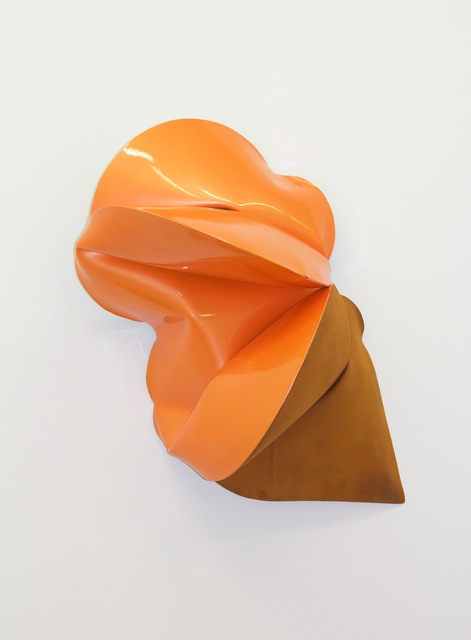 , 'Ashley Orange,' 2016, Galerie Richard