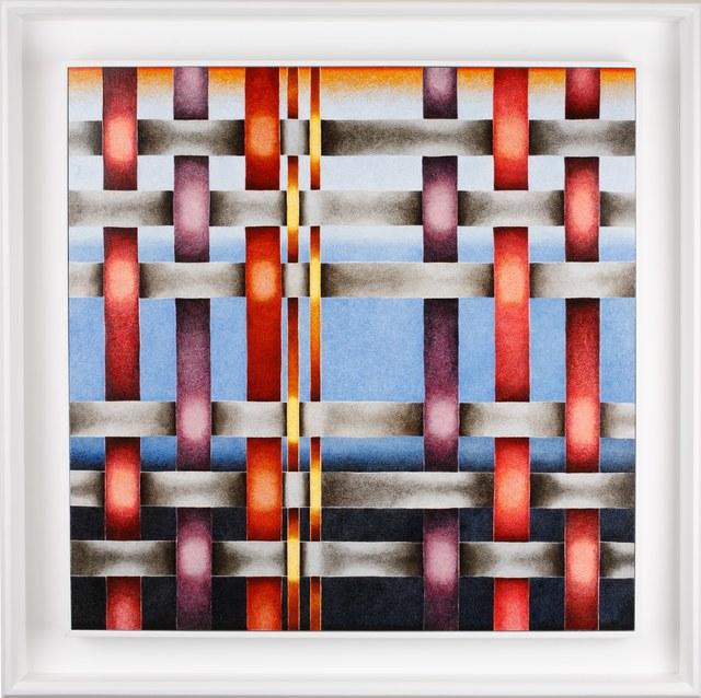 , 'Weaving #3,' 2010, Louis Stern Fine Arts