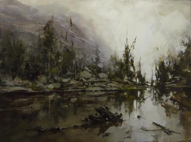 , 'Gem Lake,' 2018, Abend Gallery