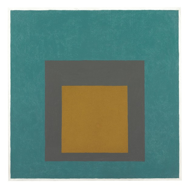, 'Study for Homage to the Square: Negev,' 1963, Schacky Art & Advisory