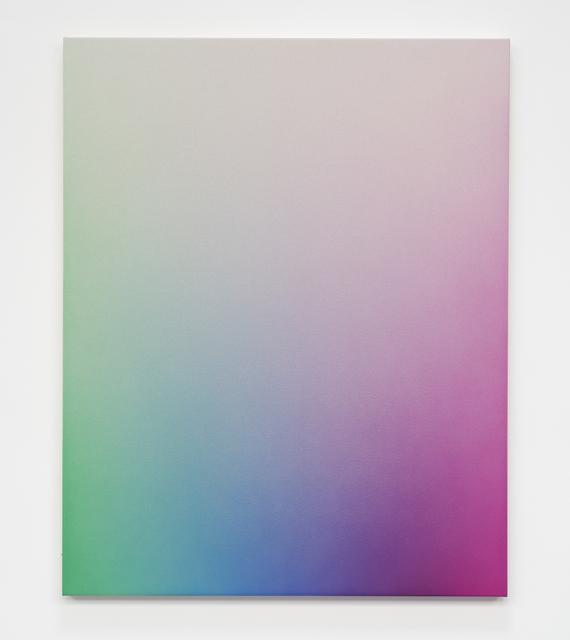 , 'Spectrum Fade GCBVM II (light),' 2017, Galería Hilario Galguera