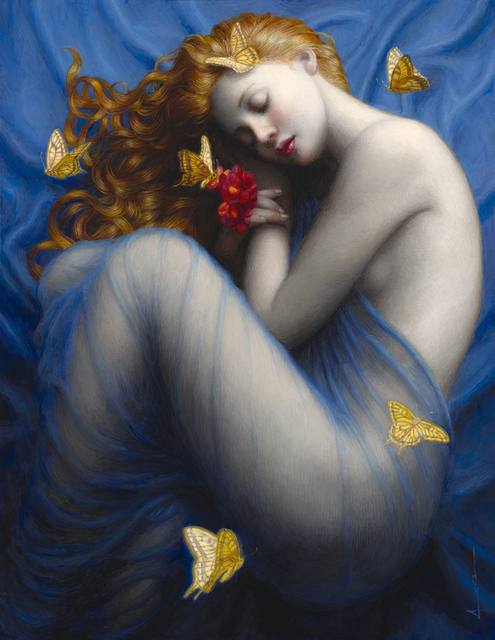 Chie Yoshii, 'The Butterfly's Dream', 2018, Haven Gallery