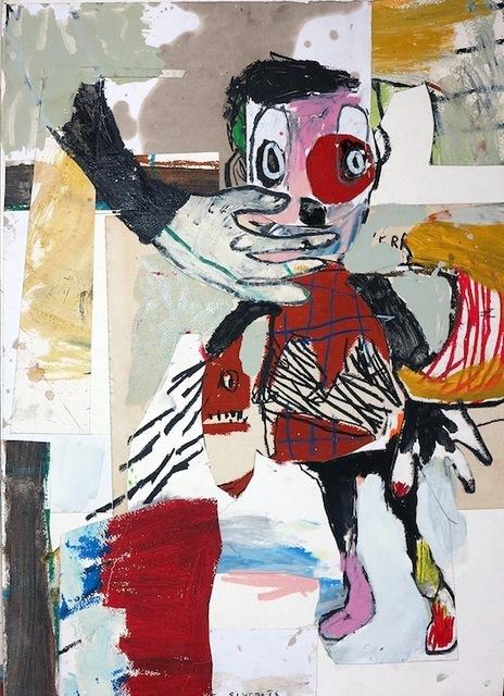 """, 'Y también los ojos"""",' 2015, Galerie Heike Strelow"""