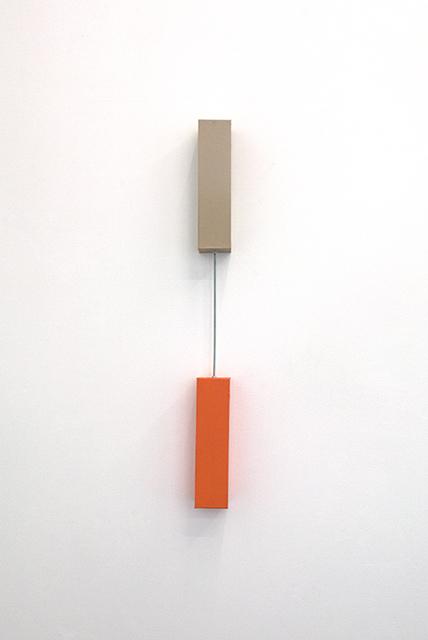 , 'Tijolinho,' 2014, Galerie Emmanuel Hervé