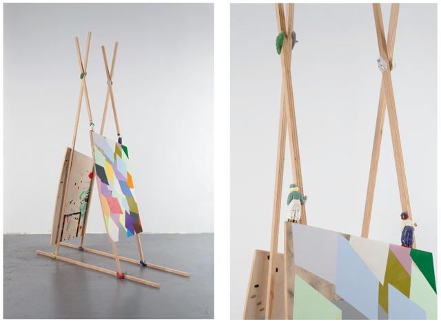 , 'Teen Factory (3),' 2014, Barbara Thumm