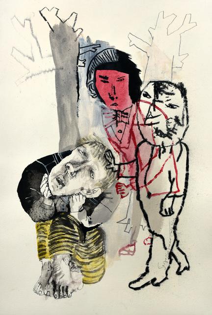 , 'Arbol Genial Logico IV,' 2016, Galerie Claire Corcia