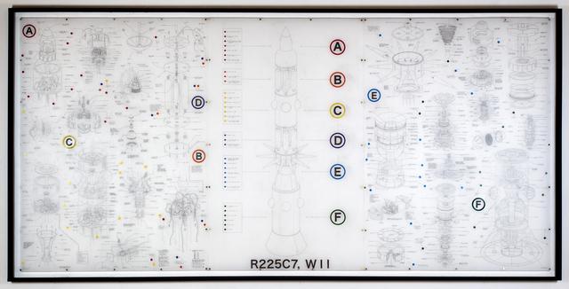 , 'WMD R225C7, W11,' 2011, Ronald Feldman Gallery