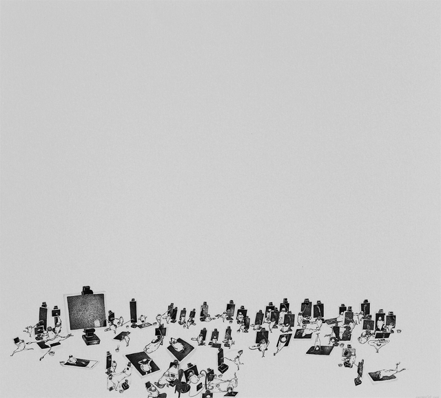 , 'Malevich Fellowship,' 2009, Xippas