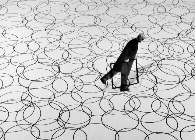 Gilbert Garcin, 'La différence - The difference', 2004, Photography, Gelatin silver print, Stephen Bulger Gallery
