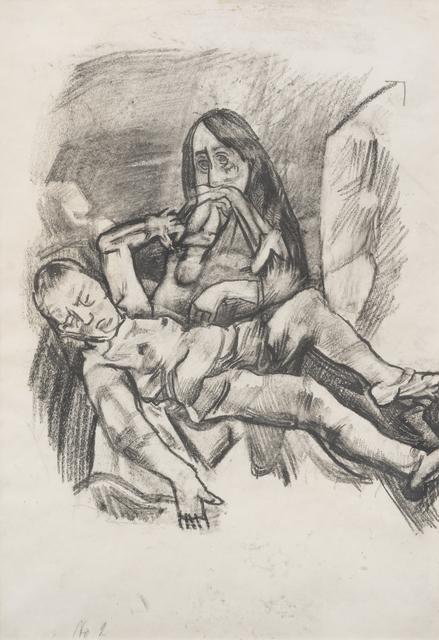 , 'Pietá - It is Enough,' 1914, Galerie St. Etienne
