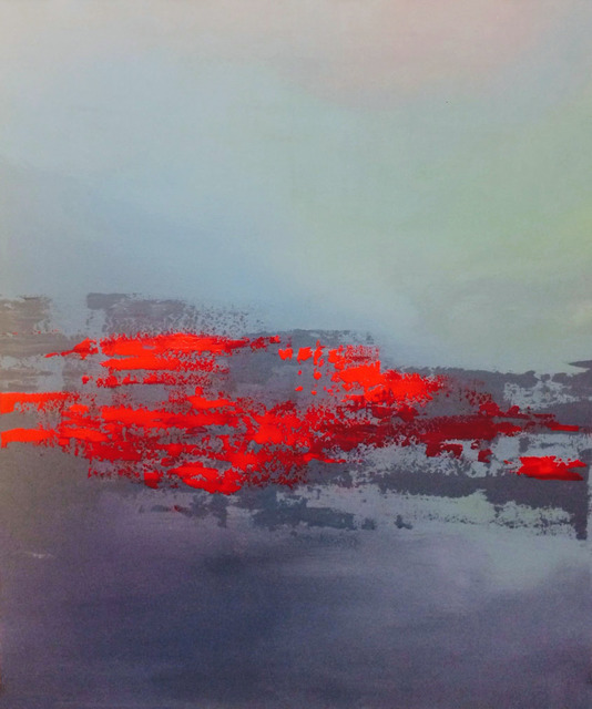 , 'Red #2,' 2014, ARTI.NYC