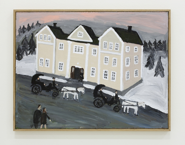 , 'Morgonen efter ett oväder/ The Morning after a Storm,' 2015, Galleri Magnus Karlsson