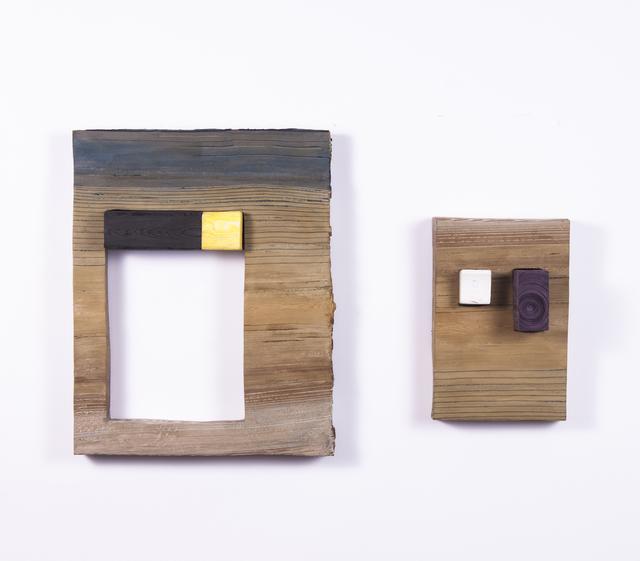 , 'Thrifty use of wood slabs,' 2019, Sullivan+Strumpf