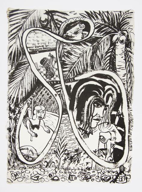 , 'Mermaid In Paradise,' 1999, James Cohan