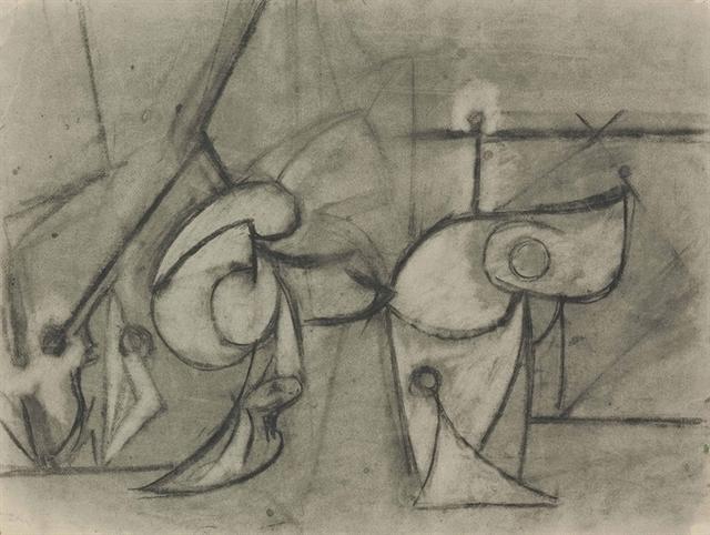 Arshile Gorky, 'Untitled', Christie's