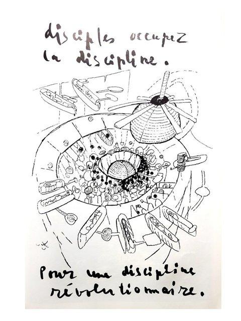 "UNKNOW, 'Mai 68 Original French Poster ""Discipline""', 1968, Galerie Philia"