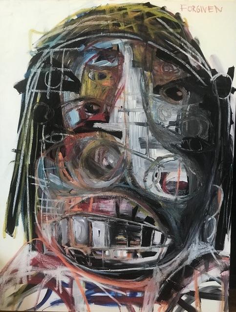 Genesis Tramaine, 'Saint. Nana. Mary'', 2018, Richard Beavers Gallery