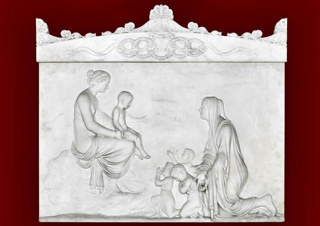 , 'Marble Plaque Mellerio,' ca. 1823, Brun Fine Art