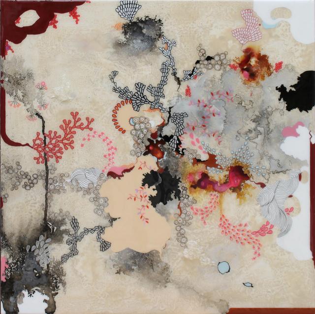 , 'Unbound I,' 2014, JanKossen Contemporary