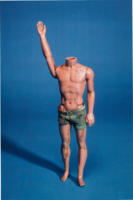 Paul McCarthy, 'Untitled (from Propo-Series) (Ken Doll No Head)', 1992 -1993, Phillips