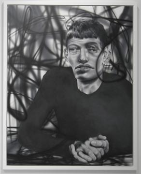 , 'Graffitti Portrait II,' 2017, Galerie Ron Mandos