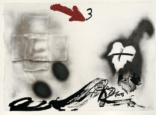 , 'Fulles,' 1987, Mul.ti.plo Espaço Arte