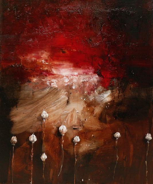, 'White Below the Horizon,' 2015, Newzones