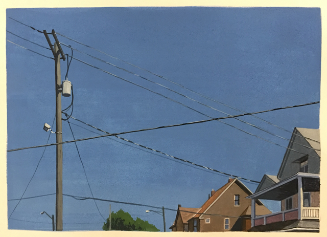 , 'Connected - Cleveland - Superior Avenue,' 2016, The Bonfoey Gallery