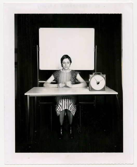 , 'From the series Original Type 55 Polaroid from the Betterment Room: Devices For Measuring Achievement,' 2005, EUQINOM Gallery
