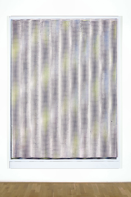 , 'Vector Weave - March 8 2014 Action 2 - Color_Photocopy_Scans_March_8_2014_ 79,' 2014, Galerie Andreas Huber