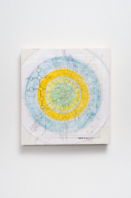 , 'Untitled (Exile Sun drawing),' 2014, Fleisher/Ollman