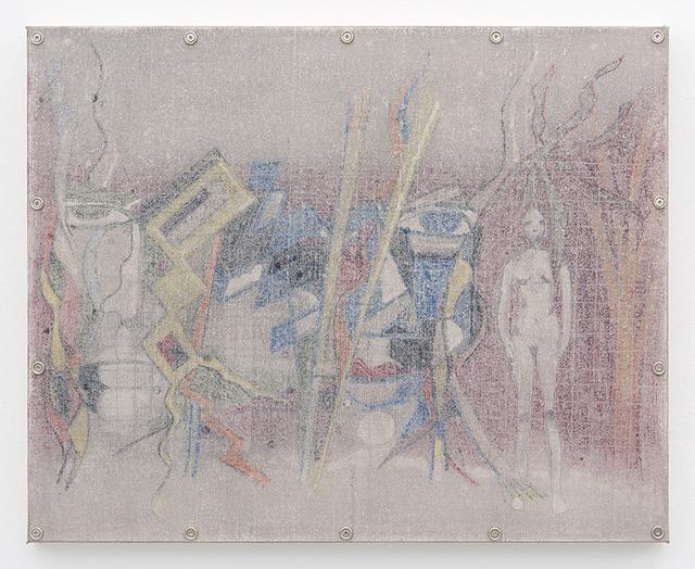 , 'Skin Tone Cellar,' 2015, Rodolphe Janssen