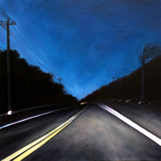 , 'Route 6 November, No. 2,' 2018, Lyons Wier Gallery
