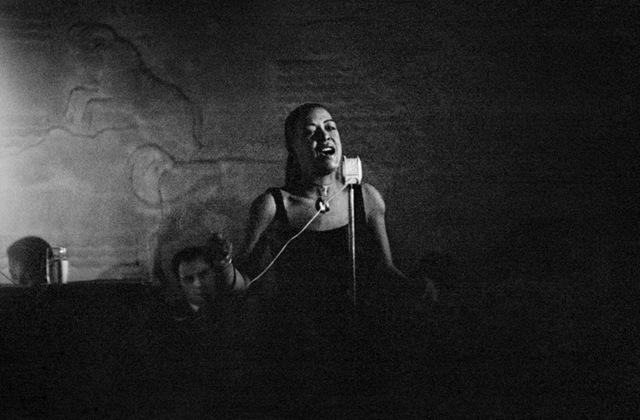 , 'Billie Holiday, NYC,' 1953, Robert Mann Gallery