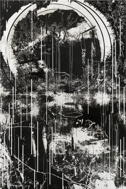 , 'Vertical Swamp nu. 4,' 2015, Galleri Bo Bjerggaard
