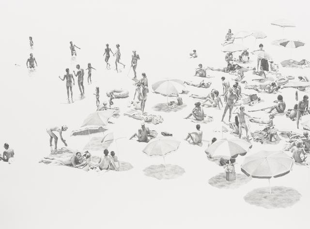 , 'Exposed,' 2017, Lora Schlesinger Gallery