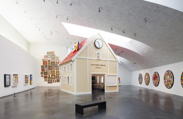 , 'School of Disobedience,' 2015, Kiasma Museum of Contemporary Art