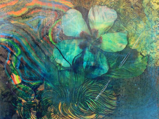 , 'Botanical Study #2,' 2016-2017, Ro2 Art