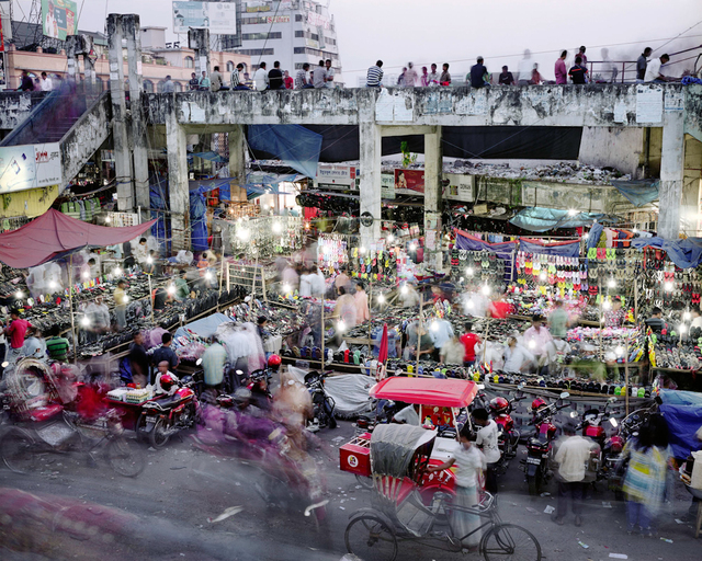 , 'New Market, Dhanmondi, Dhaka, Bangladesh,' 2011, Anastasia Photo
