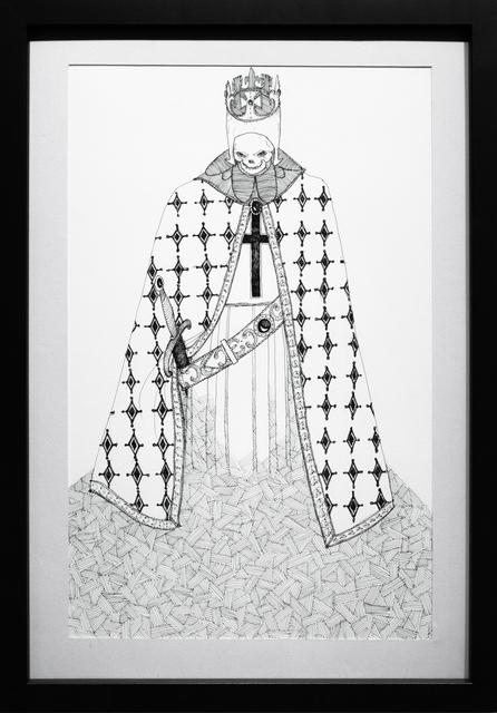 , 'Dead King 7 [14th Century English Lord],' 2018, Paradigm Gallery + Studio