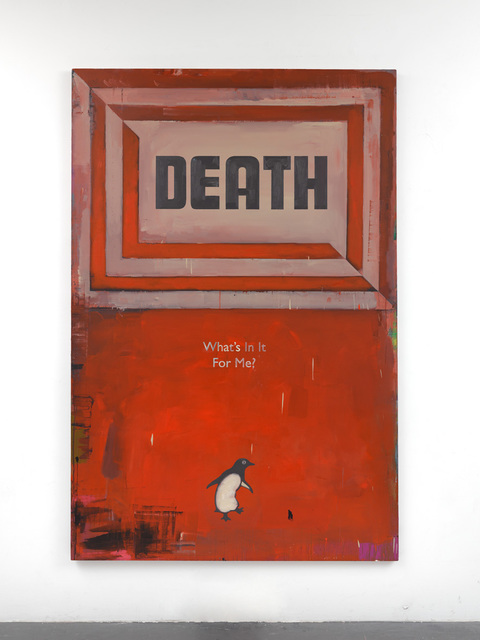 , 'Death, What's In It For Me?,' 2011, Ingleby Gallery